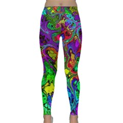 Powerfractal 4 Yoga Leggings