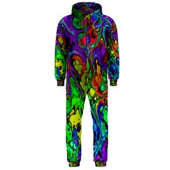 Powerfractal 4 Hooded Jumpsuit (men)