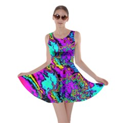 Powerfractal 2 Skater Dresses