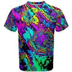 Powerfractal 2 Men s Cotton Tees