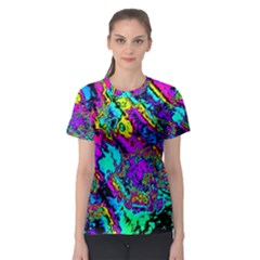 Powerfractal 2 Women s Sport Mesh Tees