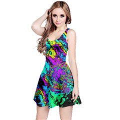 Powerfractal 2 Reversible Sleeveless Dresses