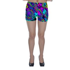 Powerfractal 2 Skinny Shorts