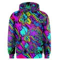 Powerfractal 2 Men s Pullover Hoodies