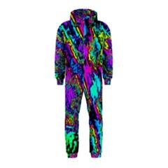 Powerfractal 2 Hooded Jumpsuit (kids)