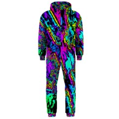 Powerfractal 2 Hooded Jumpsuit (men)