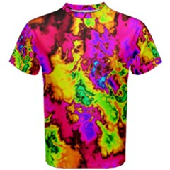 Powerfractal 01 Men s Cotton Tees