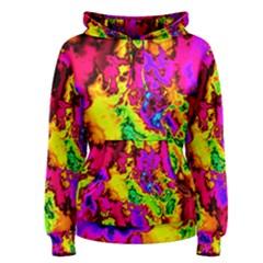 Powerfractal 01 Women s Pullover Hoodies