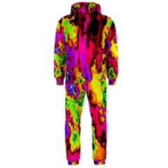 Powerfractal 01 Hooded Jumpsuit (Men)