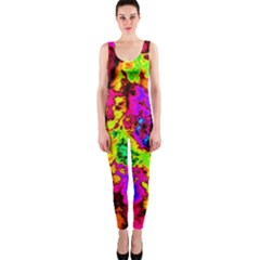 Powerfractal 01 OnePiece Catsuits