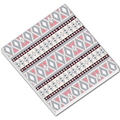 Fancy Tribal Border Pattern Soft Small Memo Pads