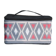 Fancy Tribal Border Pattern Soft Cosmetic Storage Cases
