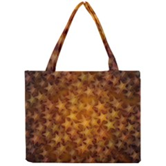 Gold Stars Tiny Tote Bags