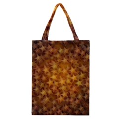 Gold Stars Classic Tote Bags