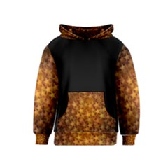 Gold Stars Kid s Pullover Hoodies