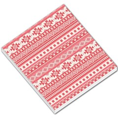 Fancy Tribal Borders Pink Small Memo Pads
