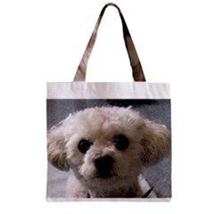 Bolognese Zipper Grocery Tote Bags