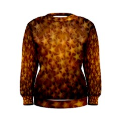 Gold Stars Women s Sweatshirts