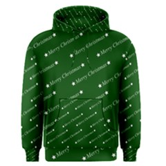 Merry Christmas,text,green Men s Pullover Hoodies