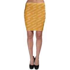 Many Stars, Golden Bodycon Skirts