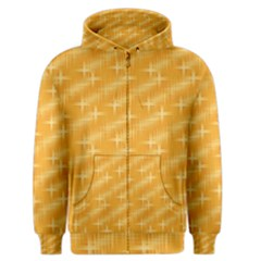 Many Stars, Golden Men s Zipper Hoodies