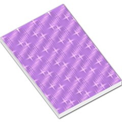 Many Stars, Lilac Large Memo Pads