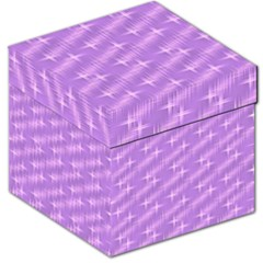 Many Stars, Lilac Storage Stool 12