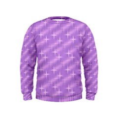 Many Stars, Lilac Boys  Sweatshirts