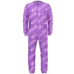 Many Stars, Lilac Onepiece Jumpsuit (men)