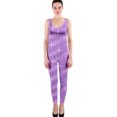 Many Stars, Lilac OnePiece Catsuits