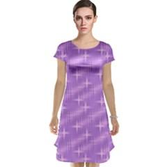 Many Stars, Lilac Cap Sleeve Nightdresses