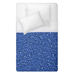 Sparkling Glitter Blue Duvet Cover Single Side (single Size)