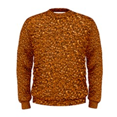 Sparkling Glitter Terra Men s Sweatshirts