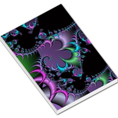 Fractal Dream Large Memo Pads