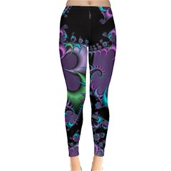 Fractal Dream Winter Leggings