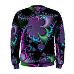 Fractal Dream Men s Sweatshirts
