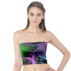 Fractal Dream Women s Tube Tops