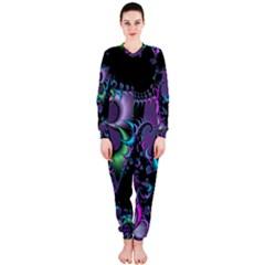 Fractal Dream OnePiece Jumpsuit (Ladies)