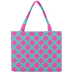 Cute Pretty Elegant Pattern Tiny Tote Bags