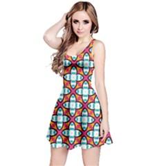 Pattern 1284 Reversible Sleeveless Dresses