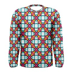 Pattern 1284 Men s Long Sleeve T-shirts