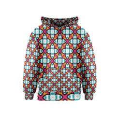 Pattern 1284 Kids Zipper Hoodies