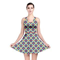Pattern 1282 Reversible Skater Dresses