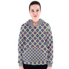 Pattern 1282 Women s Zipper Hoodies
