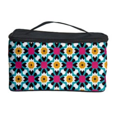 Cute Abstract Pattern Background Cosmetic Storage Cases