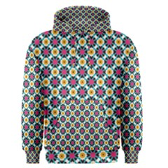 Cute abstract Pattern background Men s Pullover Hoodies