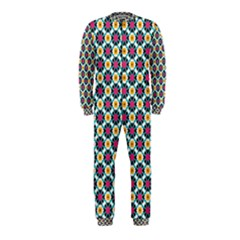 Cute Abstract Pattern Background Onepiece Jumpsuit (kids)