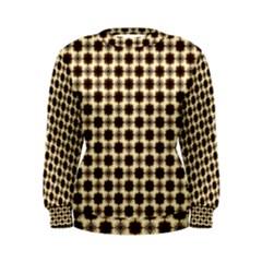 Cute Pretty Elegant Pattern Women s Sweatshirts