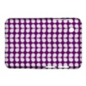 Purple And White Leaf Pattern Samsung Galaxy Tab 2 (7 ) P3100 Hardshell Case  View1