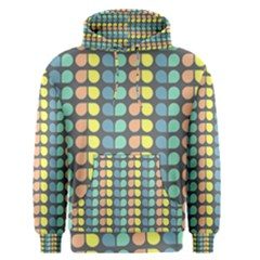 Colorful Leaf Pattern Men s Pullover Hoodies